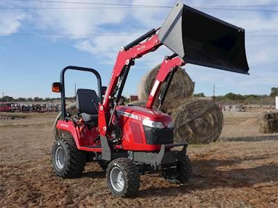 2018 Massey Ferguson GC1705 Tractor For Sale | Wataga, IL