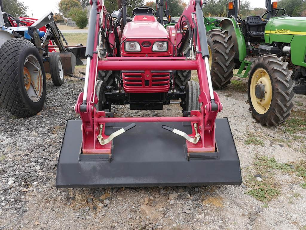 2013 Mahindra 4025 Tractor For Sale Granbury Tx 14046
