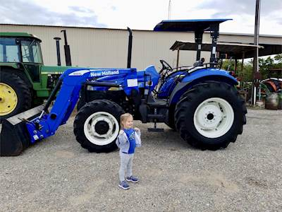 New Holland 40-99 HP Tractors For Sale | MyLittleSalesman com | Page 2