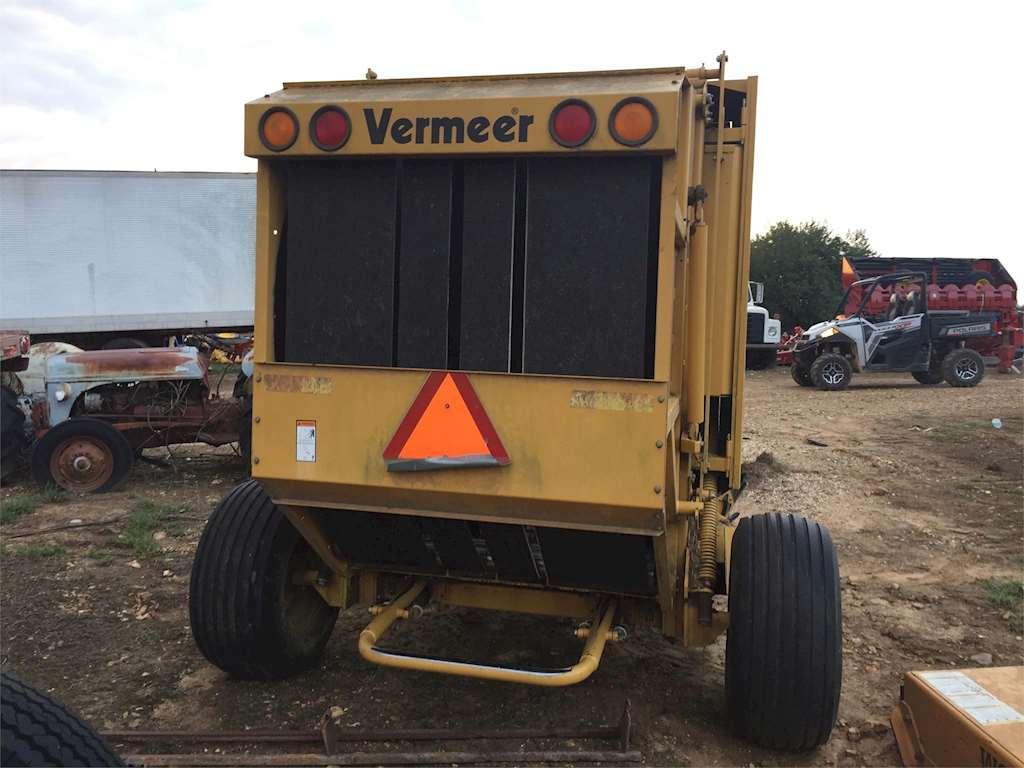 2001 vermeer 554xl round baler for sale fayetteville ar