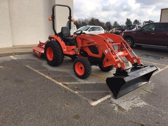 2019 Kioti CK2610 Tractor For Sale, 1 Hours | Rogers, AR