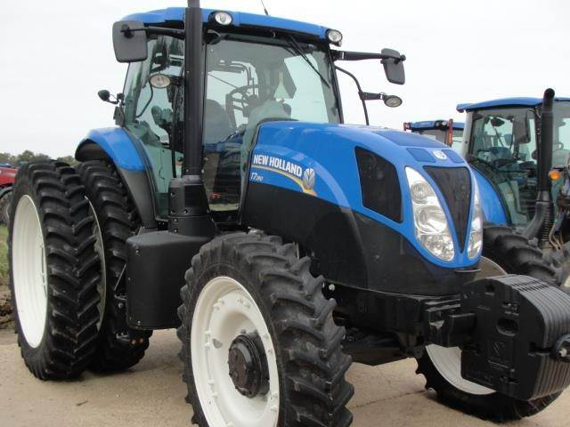 2016 New Holland T7 190 Tractor For Sale, 516 Hours | Mcgehee, AR | UT9119  | MyLittleSalesman com