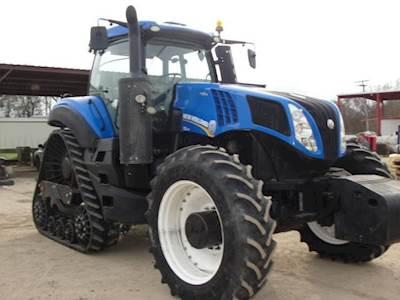 2015 New Holland T8 435 SMARTTRAX Tractor