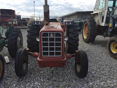international harvester 574 serial number