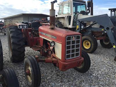 International 574 Tractor For Sale 4555 Hours