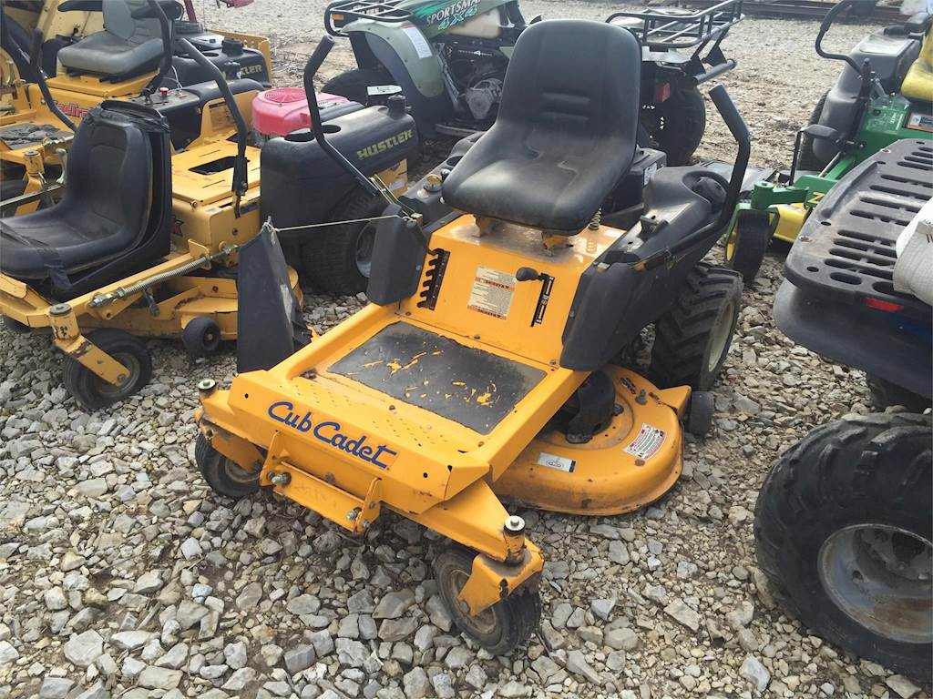 2006 CUB CADET RZT42 Riding Lawn Mower For Sale | Berryville, AR | LG1689 |  MyLittleSalesman com