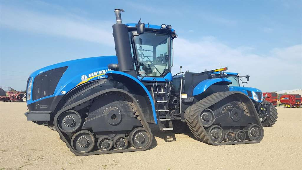 2013 New Holland T9615 Tractor For Sale Brookings Sd 7890