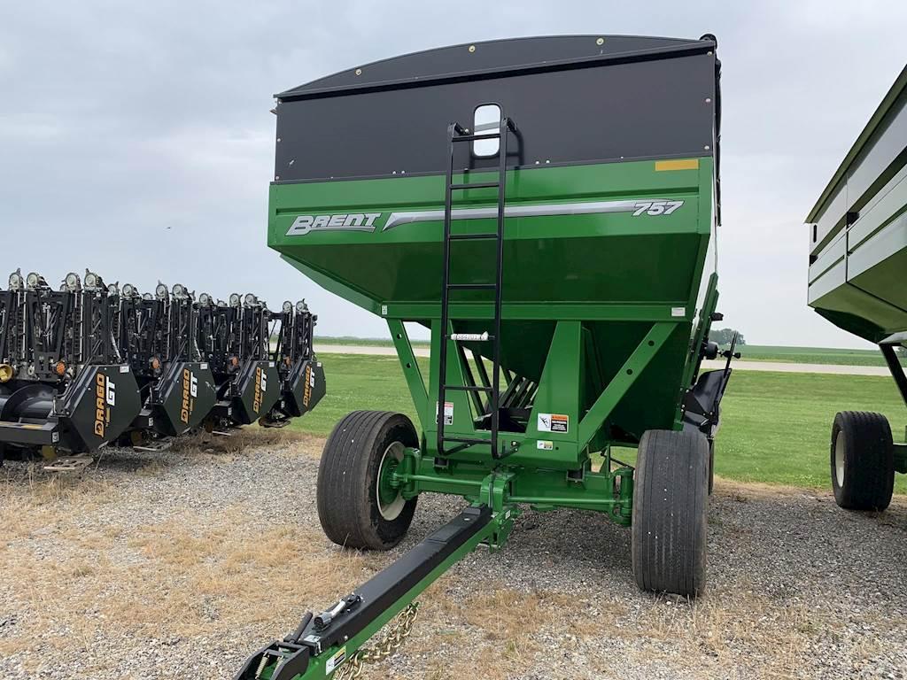 2019 Brent 757 Gravity Wagon For Sale | Wataga, IL | BR0134