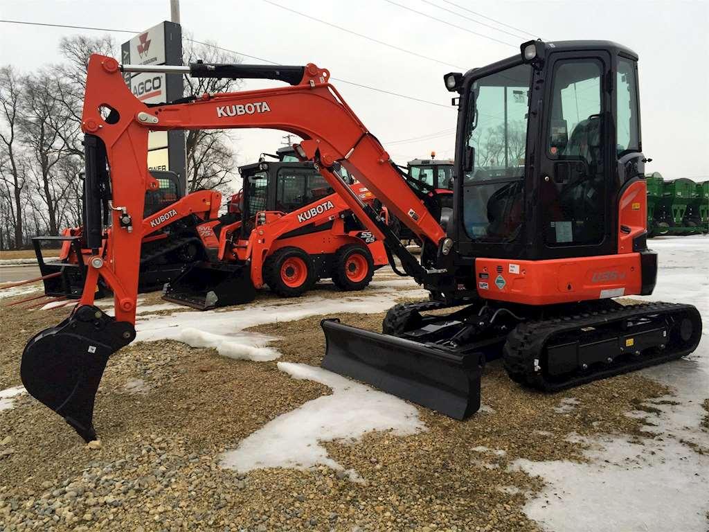 how to drive a mini excavator