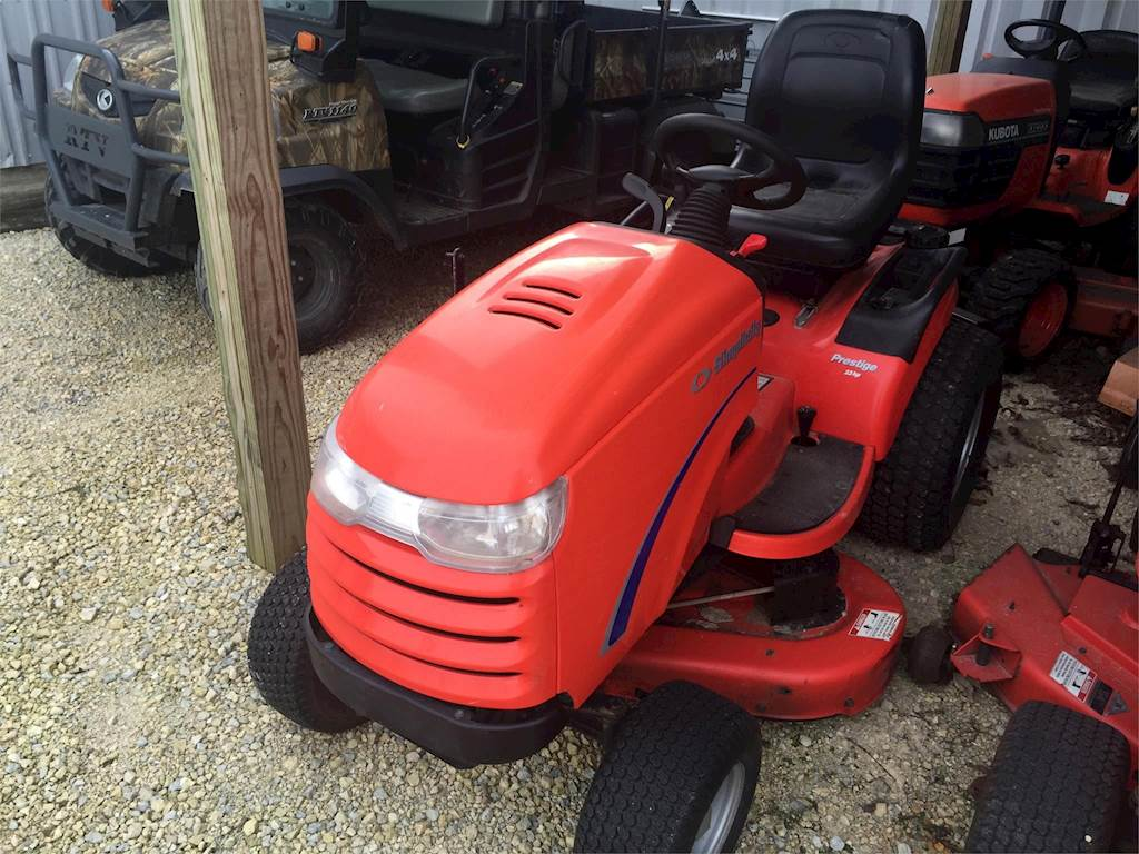 Simplicity PRESTIGE Riding Lawn Mower For Sale | Durand, IL | A35980 |  MyLittleSalesman com