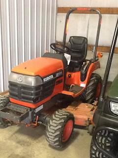 2002 Kubota BX2200D Tractor