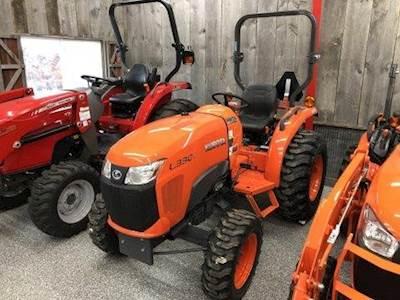 2019 Kubota L2501DT Tractor For Sale | Lynden, WA | L2501DT