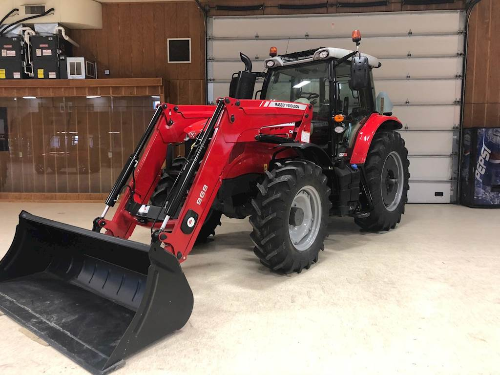 2018 Massey Ferguson 7715 DYNA-6 Tractor For Sale | Carthage