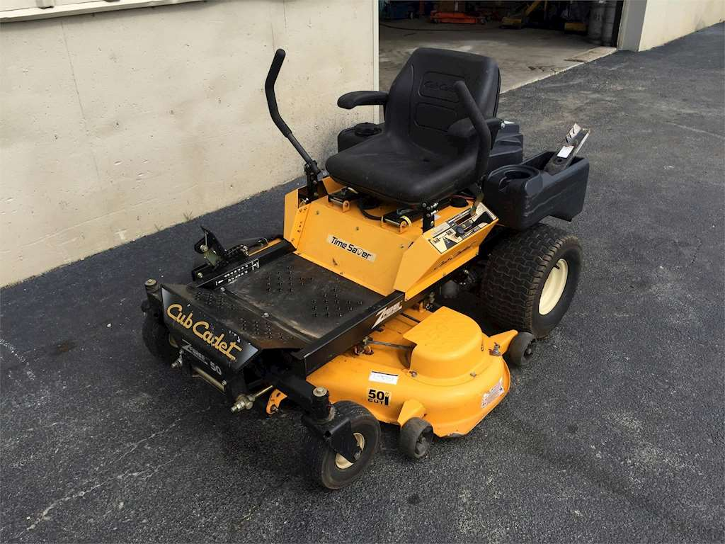 Cub Cadet Zero Turn Lawn Mower : Cub cadet z force zero turn mower for sale