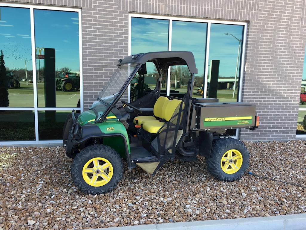 2016 john deere gator xuv 825i utility vehicle for sale 99 hours higginsville mo 160401. Black Bedroom Furniture Sets. Home Design Ideas