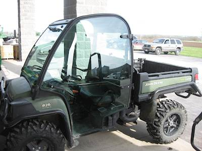 2012 John Deere Gator Xuv 825i Utility Vehicle For Sale 709 Hours