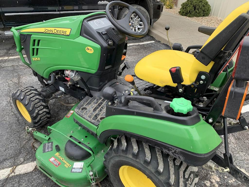2013 John Deere 1025r Tractor For Sale 253 Hours Manual Guide
