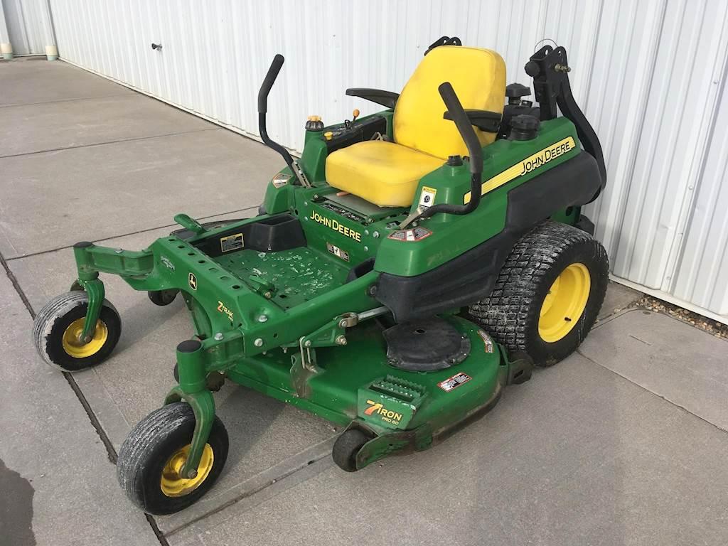 John Deere Lawn Mowers For Sale >> 2012 John Deere Z925a Zero Turn Mower For Sale 629 Hours