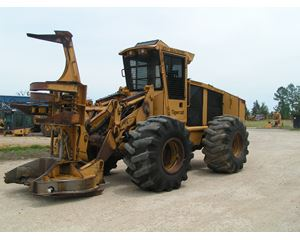 Tigercat 720B Feller Buncher