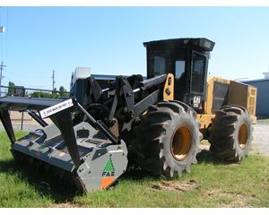 Caterpillar 553C Mulcher