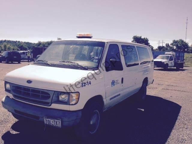 1999 Ford E-350 Passenger Van For Sale, 148,772 Miles | Parker, CO | 32-14  | MyLittleSalesman com