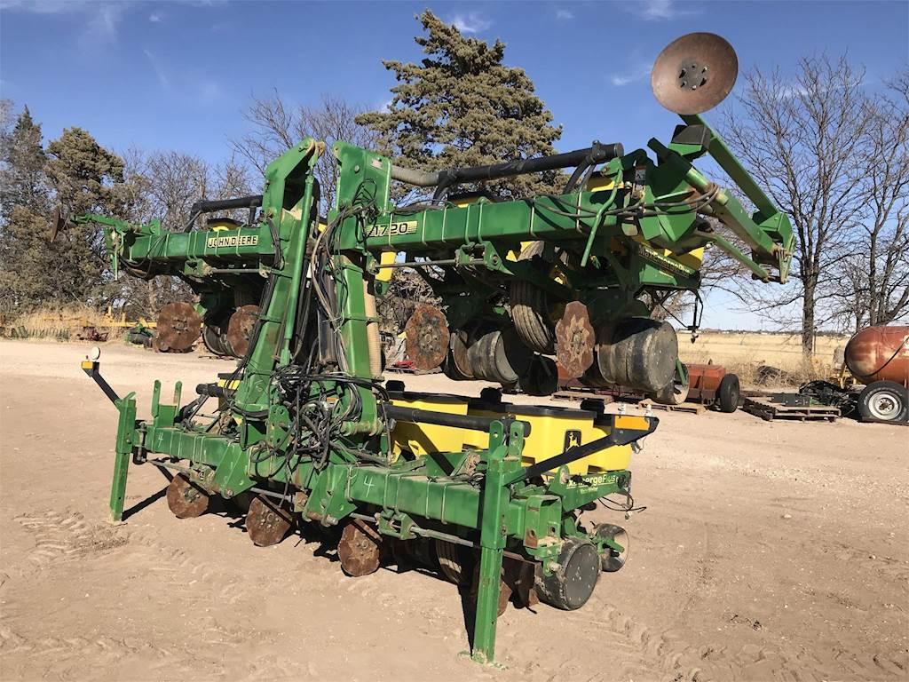 John Deere 1720 Planter Row Unit For Sale Hale Center Tx 1706