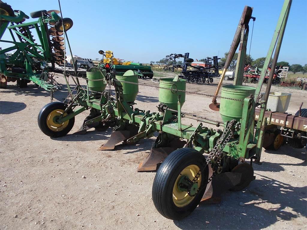John Deere 60 Planter Row Unit For Sale Hale Center Tx 1372