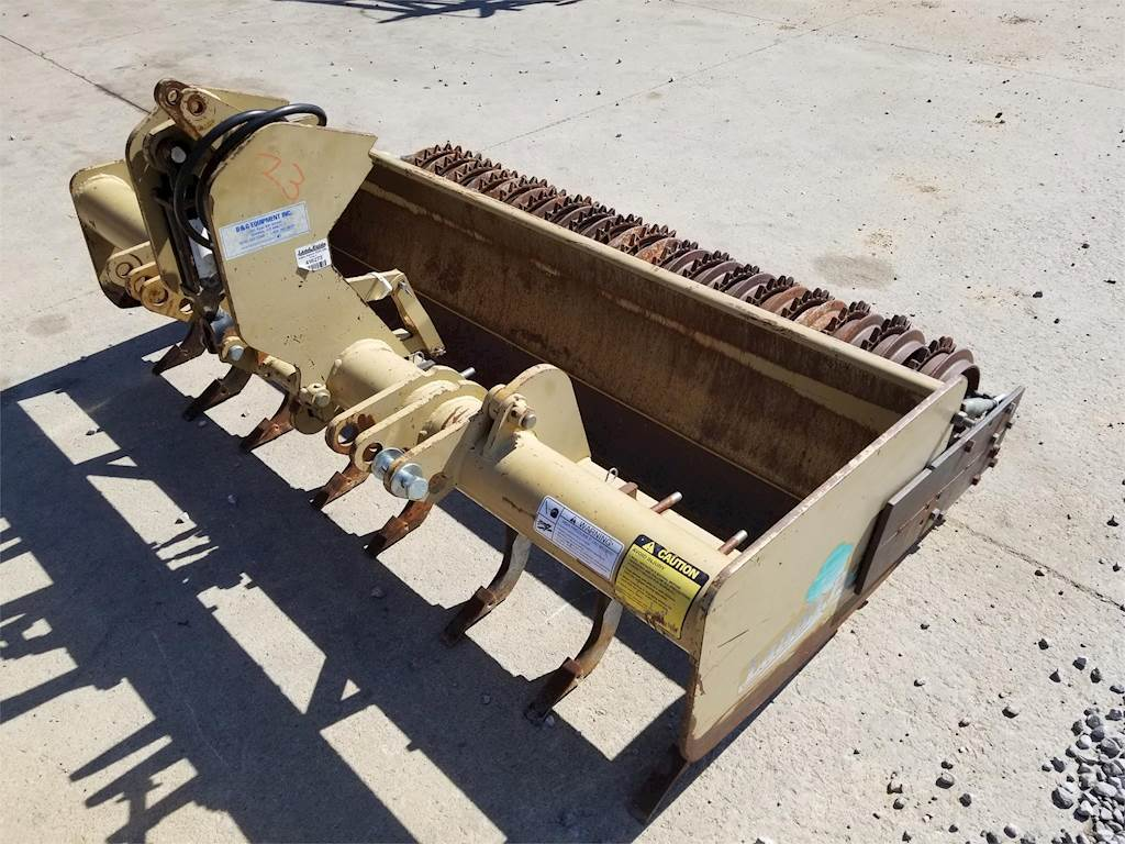Land Pride HRL3578 Box Blade / Scraper For Sale | Wilkinson