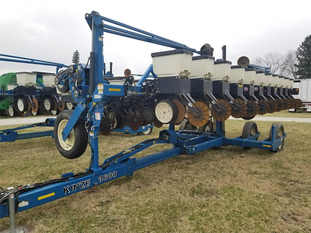 Kinze 3600 Planter Row Unit For Sale Wilkinson In 4394