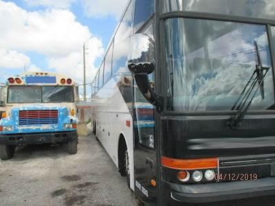 1999 Van Hool T2145,Passenger Bus (Non Running)