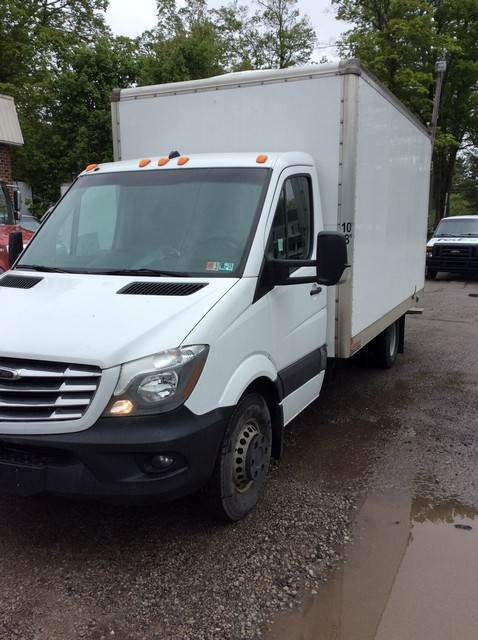 2015 Freightliner Sprinter 3500 EXT 14' Reefer For Sale, 1,355 Hours |  Kinsman, OH | 9054604-14 | MyLittleSalesman com