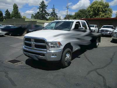2012 Dodge Ram 5500 Flatbed Truck For Sale | Colton, CA