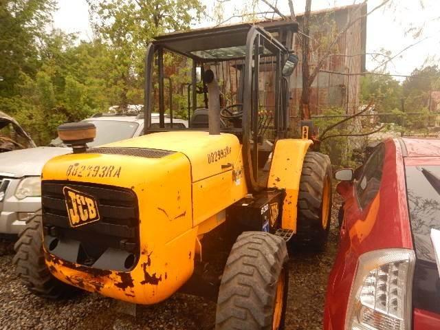 2011 JCB 930 Forklift 6k LB Capacity 4WD For Sale Picayune MS 9033725 01