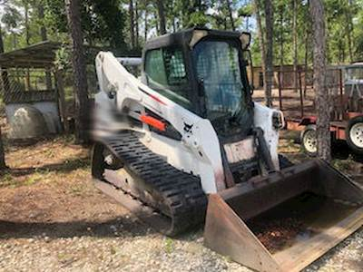 2013 Bobcat T750 Tracked Skid Steer