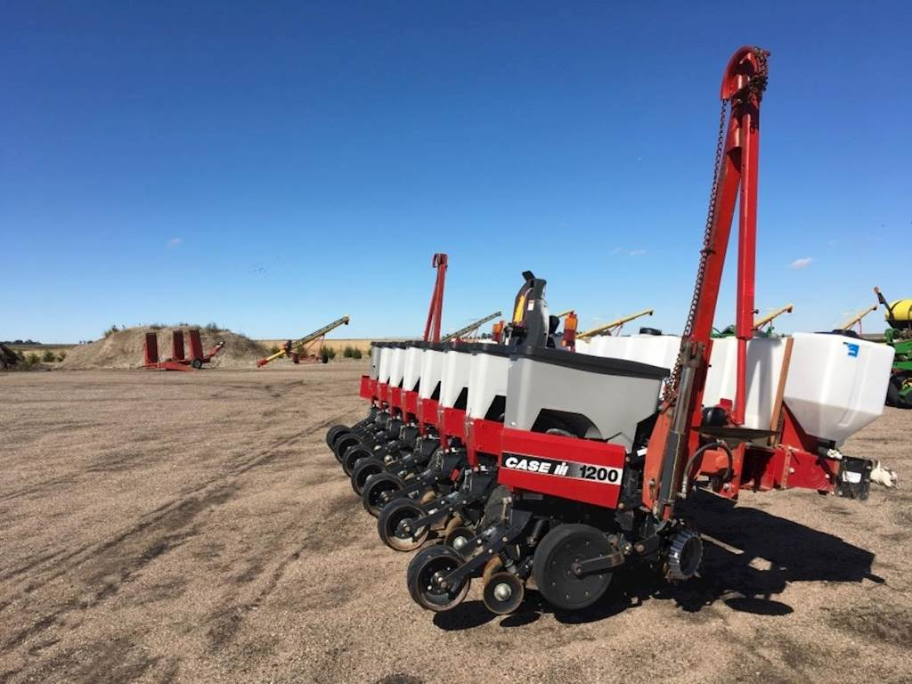 2002 Case Ih 1200 Planter Row Unit For Sale Hoxie Ks U60595