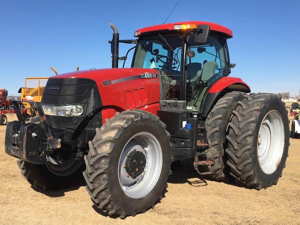 2014 Case Ih Puma 185 Tractor For Sale 1 954 Hours