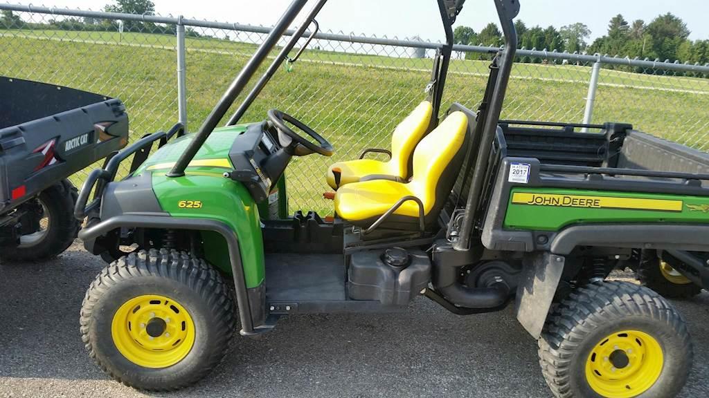 John Deere Gator For Sale >> 2014 John Deere Gator Xuv 625i Utility Vehicle For Sale 210 Hours New Hampton Ia 47674 Mylittlesalesman Com