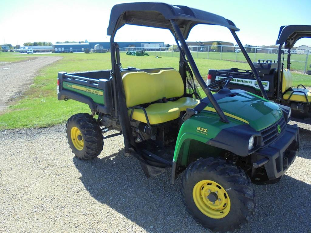 2015 john deere gator xuv 825i utility vehicle for sale, 675 hours