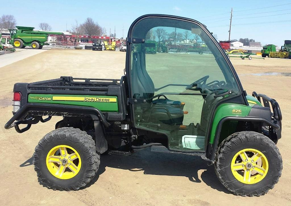2015 john deere gator xuv 825i utility vehicle for sale 1 138 hours waukon ia 44024. Black Bedroom Furniture Sets. Home Design Ideas