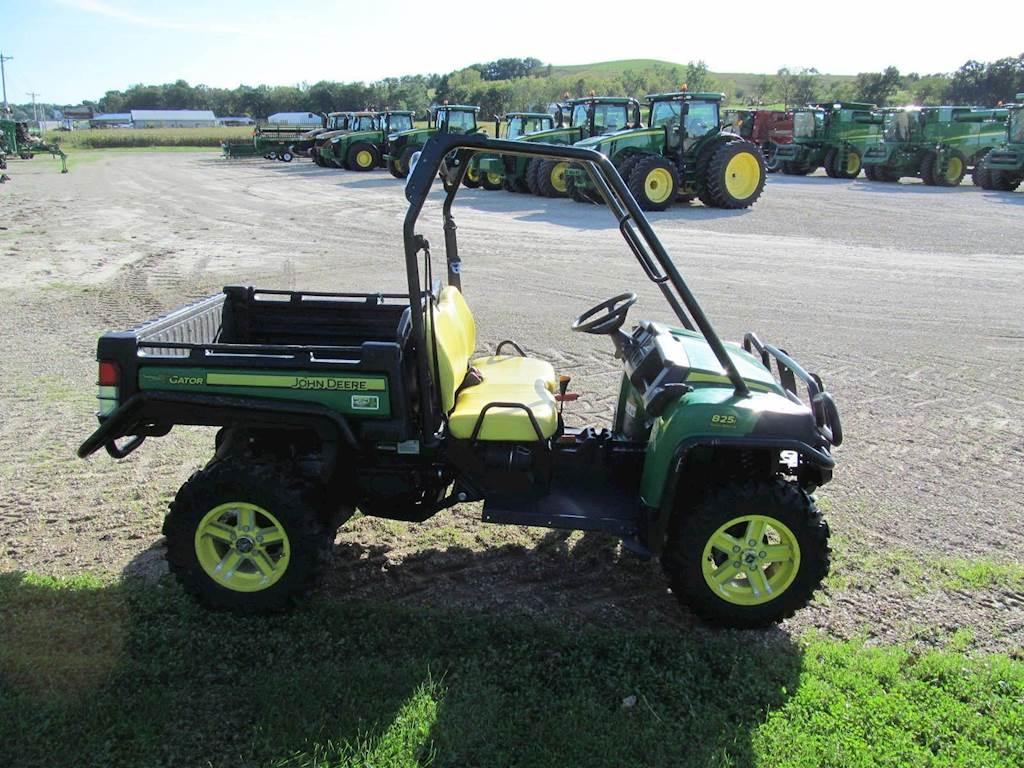 John Deere Gators >> 2014 John Deere Gator Xuv 825i Utility Vehicle