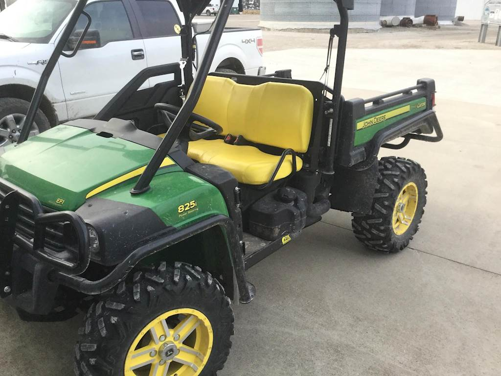 John Deere Gator For Sale >> 2014 John Deere Gator Xuv 825i Utility Vehicle For Sale 1 678 Hours Rowley Ia 50125 Mylittlesalesman Com