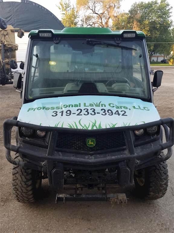 John Deere Gators For Sale >> 2018 John Deere Gator Xuv 835r Utility Vehicle For Sale 728 Hours Rowley Ia 50101 Mylittlesalesman Com