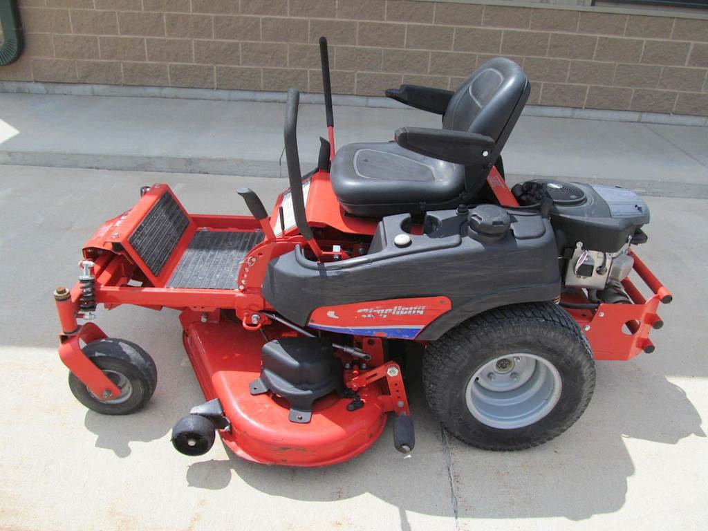 2012 Simplicity Champion 26 Riding Lawn Mower
