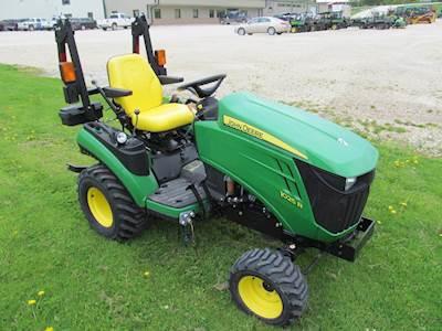 2017 John Deere 3039R Tractor For Sale, 217 Hours | Elkader