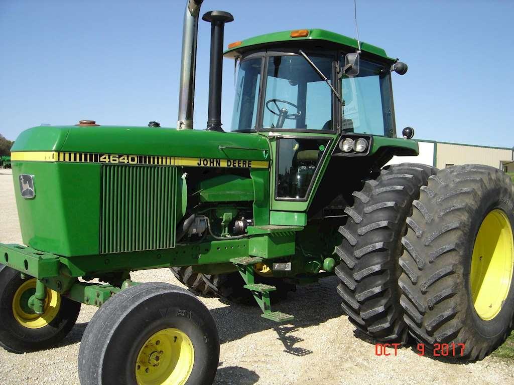 1978 John Deere 4640 Tractor For Sale  11 639 Hours