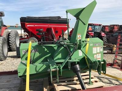 Used FRONTIER Snow Blowing Attachments For Sale