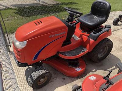 2010 Simplicity BROADMOOR 2244 Riding Lawn Mower For Sale