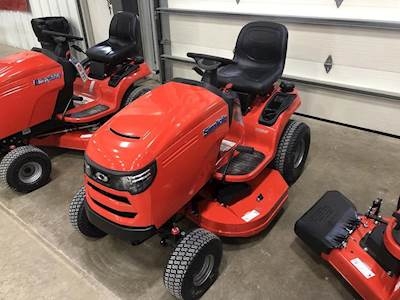 2019 Simplicity REGENT 25/48 Riding Lawn Mower For Sale