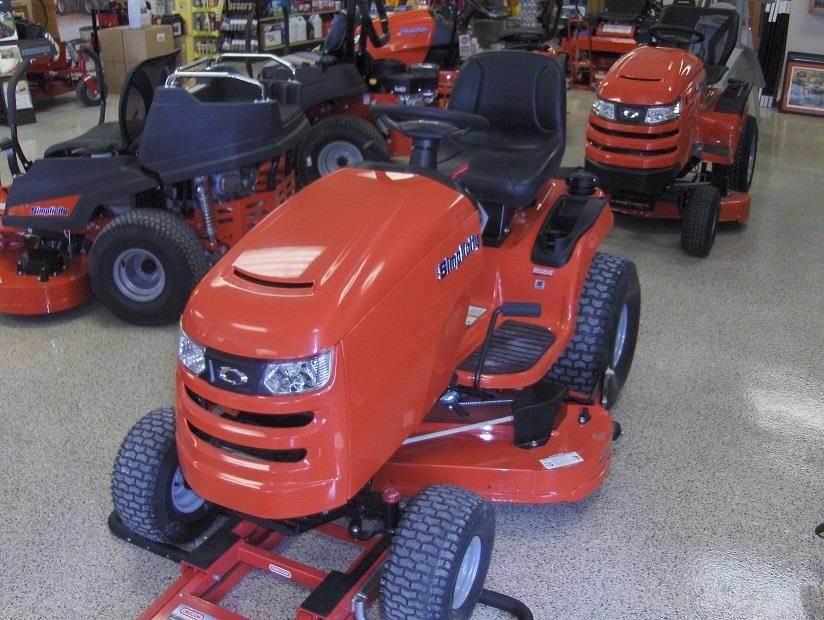 2019 Simplicity REGENT 25/48 Riding Lawn Mower For Sale | New Hampton, IA |  9143146 | MyLittleSalesman com