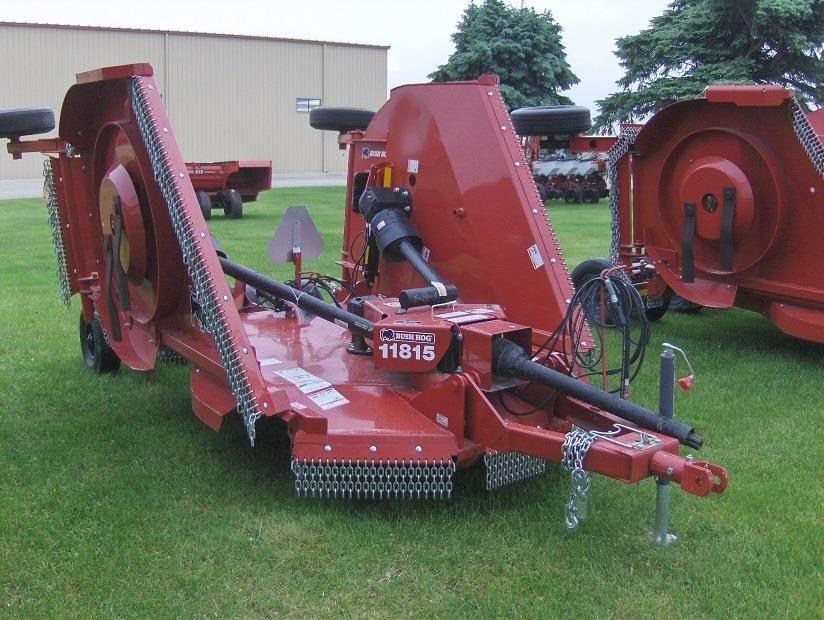 Bush Hog 1815 Rotary Mower For Sale New Hampton Ia 9143010